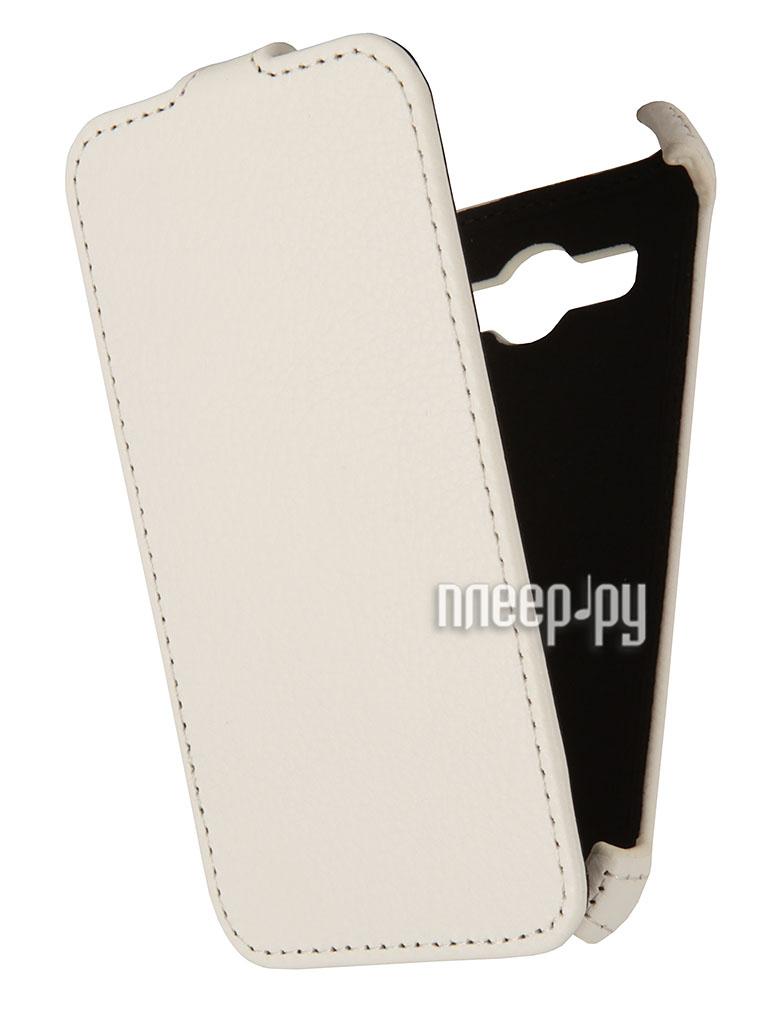 Аксессуар Чехол Samsung GT-i8580 Galaxy Core Advance Ainy White  Pleer.ru  1001.000