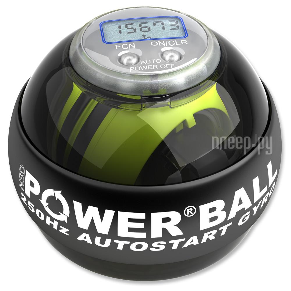 Тренажер кистевой Powerball 250 Hz Autostart Pro PB-688AC  Pleer.ru  2100.000