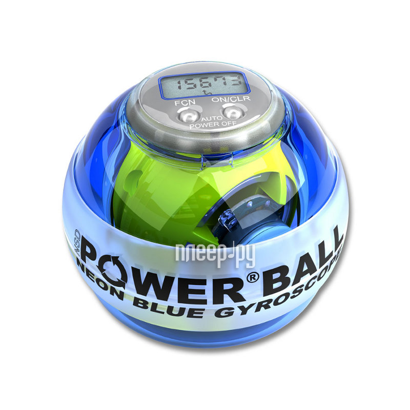 Тренажер кистевой Powerball 250 Hz Multi Light Pro PB-688MLC Purple