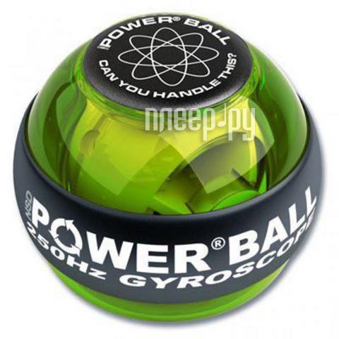 Тренажер кистевой Powerball 250 Hz Regular PB-688 Green  Pleer.ru  820.000