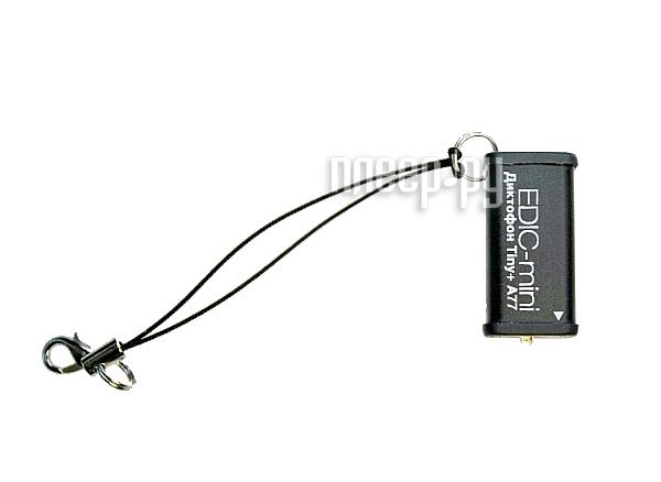 Диктофон Edic-mini Tiny+ A77-150HQ  Pleer.ru  7499.000