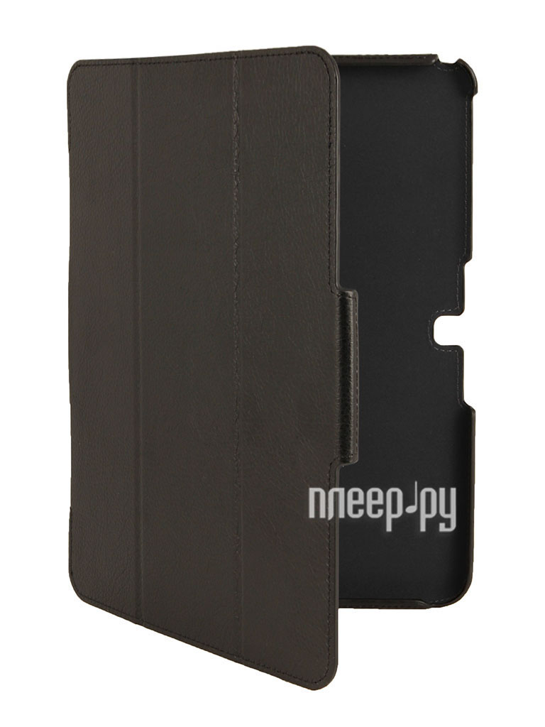 Аксессуар Чехол Samsung Tab 4 10.1 SM-T531 Armor Air Lychee Slim Black  Pleer.ru  899.000