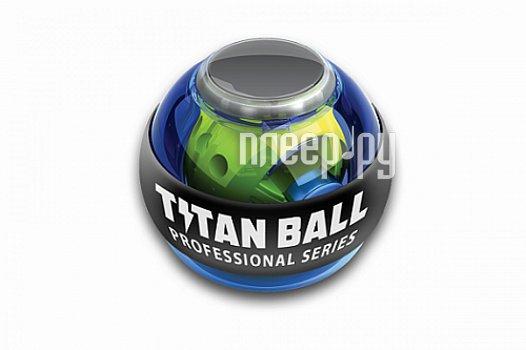 Тренажер кистевой Megamind Titan Ball Amber Blue  Pleer.ru  701.000