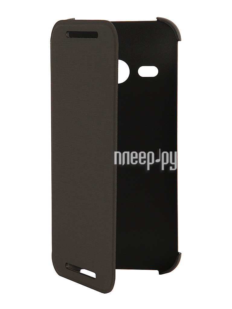 Аксессуар Чехол HTC One mini 2 HC V970 Gray  Pleer.ru  1438.000