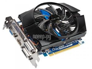 Купить Видеокарта GigaByte GeForce GT 740 1072Mhz PCI-E 3.0 2048Mb 5000Mhz 128 bit 2xDVI HDMI HDCP GV-N740D5OC-2GI