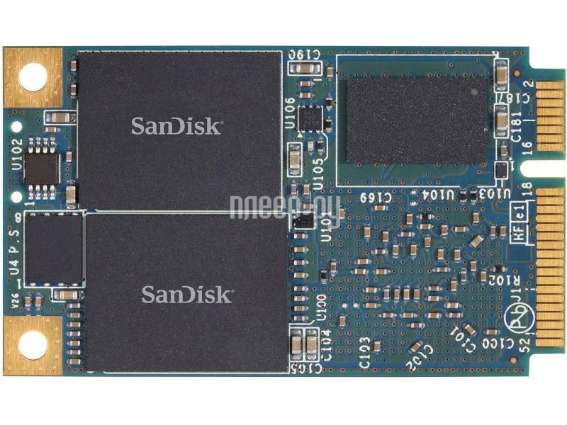 Жесткий диск 256Gb - SanDisk SD6SF1M-256G-1022  Pleer.ru  5211.000