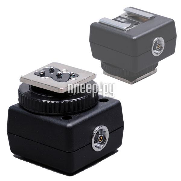 Аксессуар YongNuo FA-696 Hot Shoe Adapter for Nikon  Pleer.ru  401.000