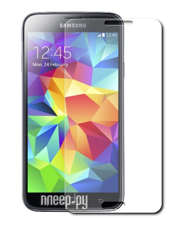 Аксессуар Защитное стекло противоударное Samsung Galaxy S5 Palmexx PX/SPM SAMS5 BULL