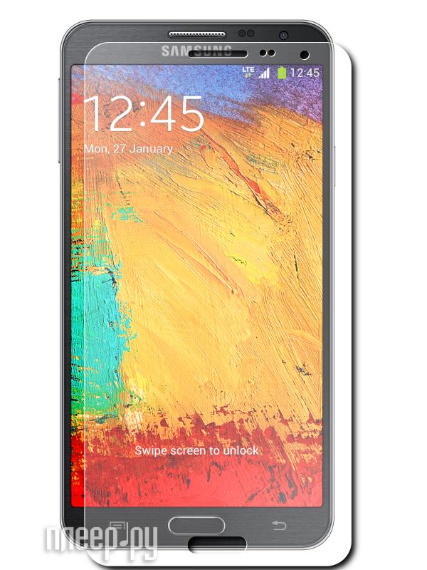 Аксессуар Защитное стекло противоударное Samsung GT-N9000 Galaxy Note 3 Palmexx PX/SPM SAMN3 BULL  Pleer.ru  680.000