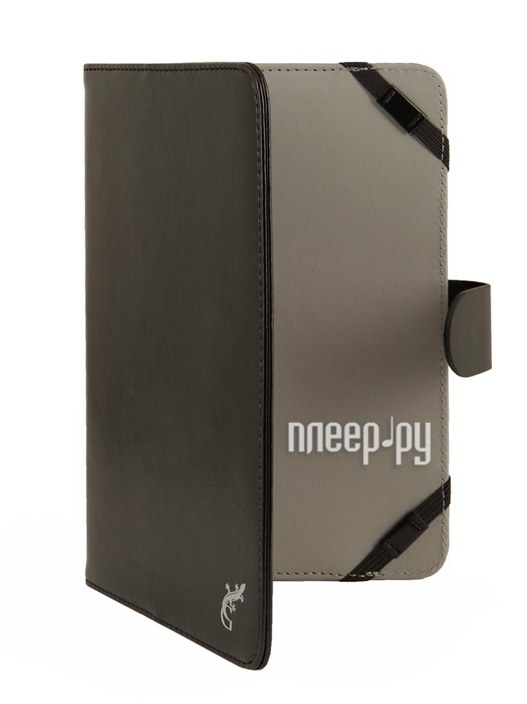 Аксессуар Чехол 8.0 G-Case Business универсальный Black GG-414  Pleer.ru  1101.000