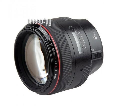 Объектив Canon EF 85mm f / 1.2L II USM