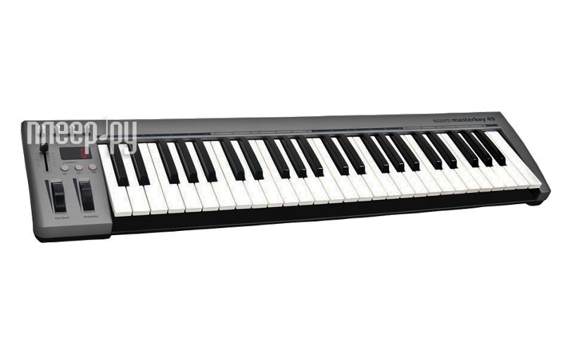 MIDI-клавиатура Acorn Masterkey 49-USB