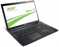 Acer Aspire V3-772G-747a8G1TMakk NX.MMCER.009 (Intel Core i7-4702MQ 2.2 GHz/8192Mb/1000Gb/DVD-RW/nVidia GeForce GTX 850M 2048Mb/Wi-Fi/Cam/17.3/1920×1080/Windows 8.1 64-bit)