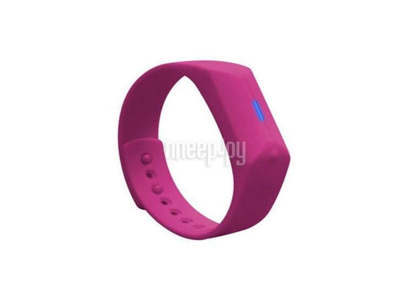 Умный браслет Skechers GOwalk Activity Tracker/Sleep Cranberry  Pleer.ru  2550.000