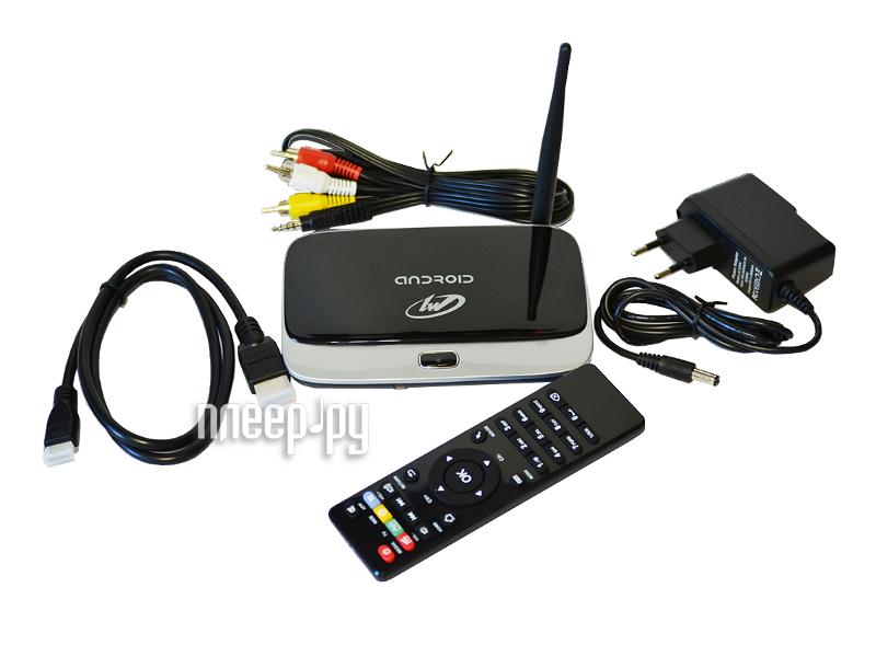 Мини ПК LUFT-WELLE TV BOX LW300  Pleer.ru  4470.000