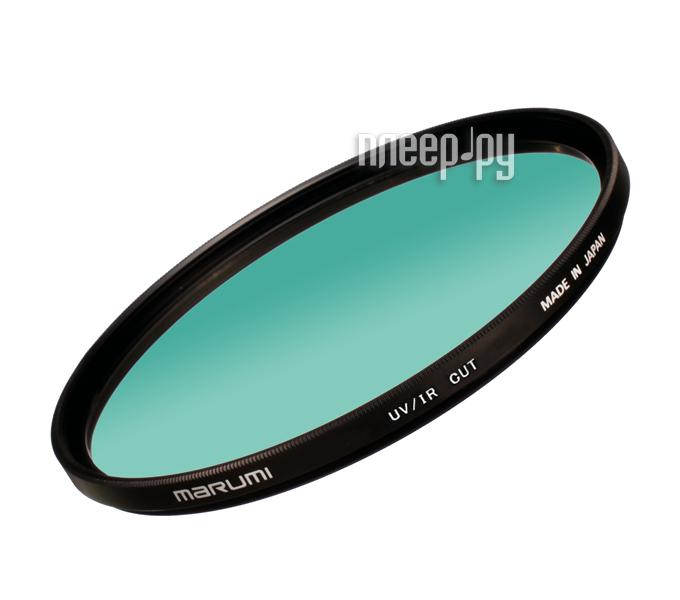 Светофильтр Marumi UV-IR CUT 58mm  Pleer.ru  2595.000