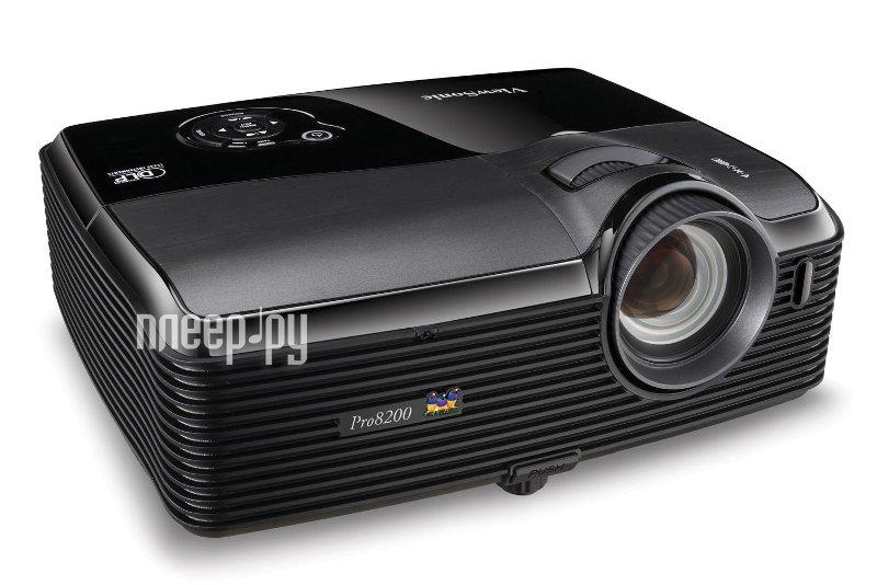 Проектор ViewSonic Pro8200  Pleer.ru  36061.000