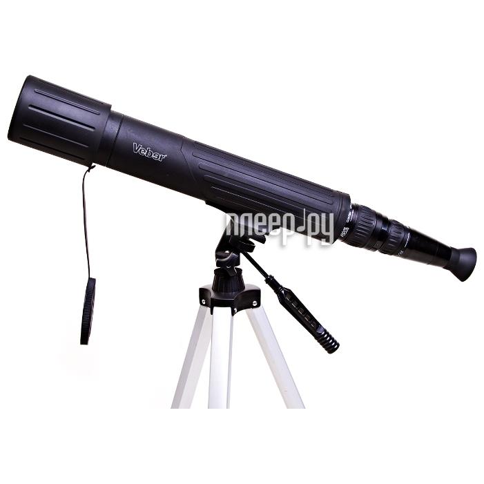 Зрительная труба Veber 20-60x60 M  Pleer.ru  2987.000