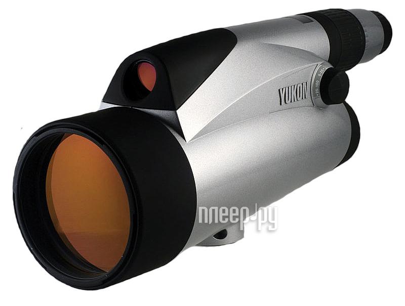 Зрительная труба Yukon 6-100x100 LT Silver  Pleer.ru  8439.000