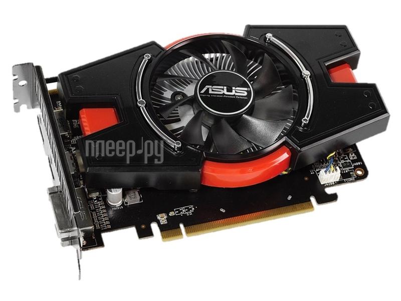 Видеокарта ASUS Radeon R7 250X 1000Mhz PCI-E 3.0 1024Mb 4500Mhz 128 bit DVI HDMI HDCP R7250X-1GD5  Pleer.ru  3716.000