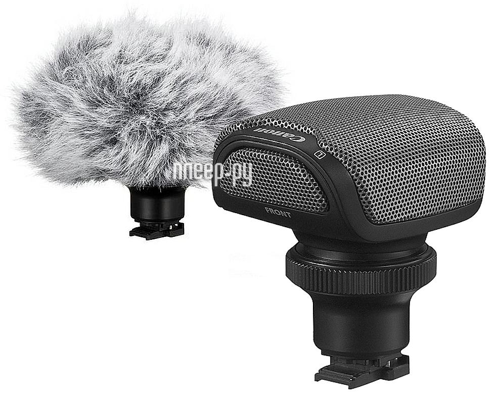 микрофон Canon SM-V1  Pleer.ru  8727.000