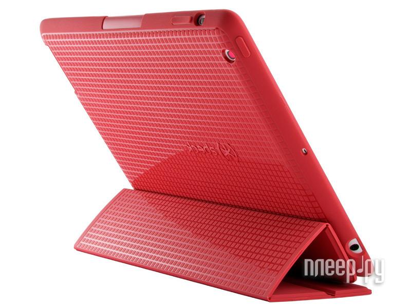 Аксессуар Чехол Speck PixelSkin HD Wrap for iPad 4 / 3 / 2 Pomodoro SPK-A1195  Pleer.ru  1401.000