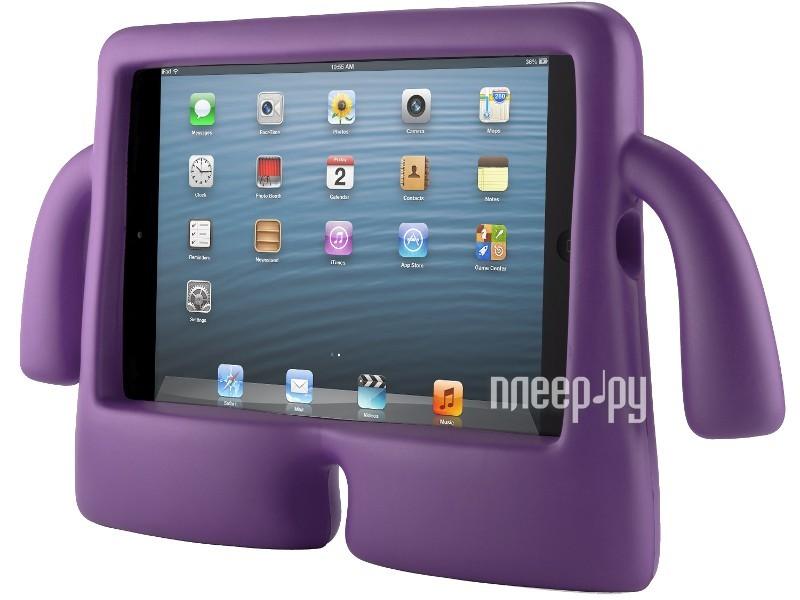 Аксессуар Чехол Speck iGuy for iPad mini Grape Purple SPK-A1519  Pleer.ru  1300.000