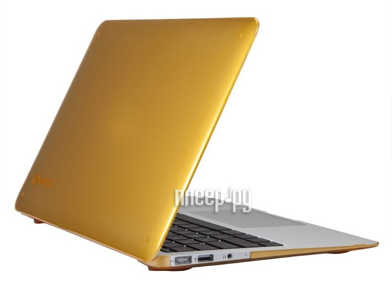 Аксессуар Чехол MacBook Air 11 Speck SeeThru Butternut Squash SPK-A1459  Pleer.ru  1700.000