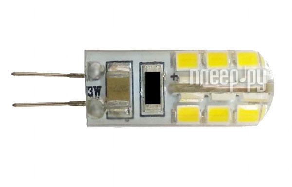 Лампочка LUNA LED G4 2.5W 3000K 12V 60258  Pleer.ru  106.000