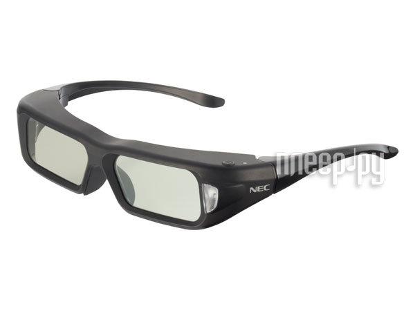 Очки 3D NEC NP02GL  Pleer.ru  5560.000