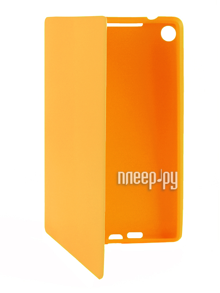 Аксессуар Чехол ASUS Nexus 7 TravelCover Orange 90XB3TOKSL001Q0  Pleer.ru  1050.000