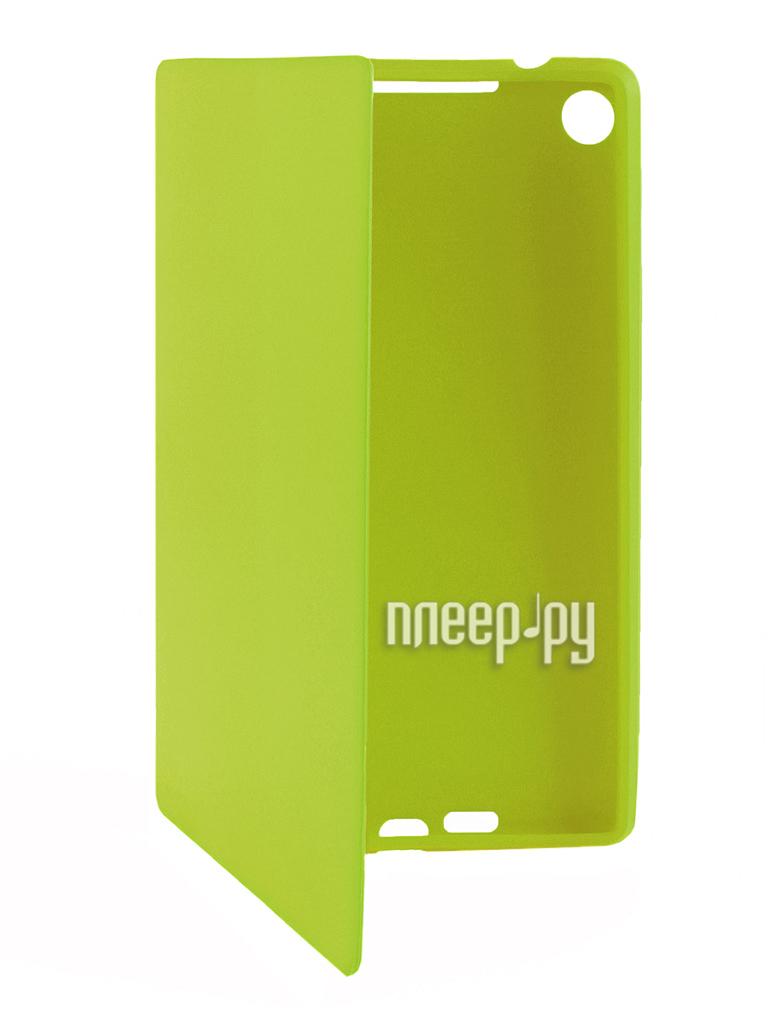 Аксессуар Чехол ASUS Nexus 7 TravelCover Green 90XB3TOKSL001T0  Pleer.ru  1050.000
