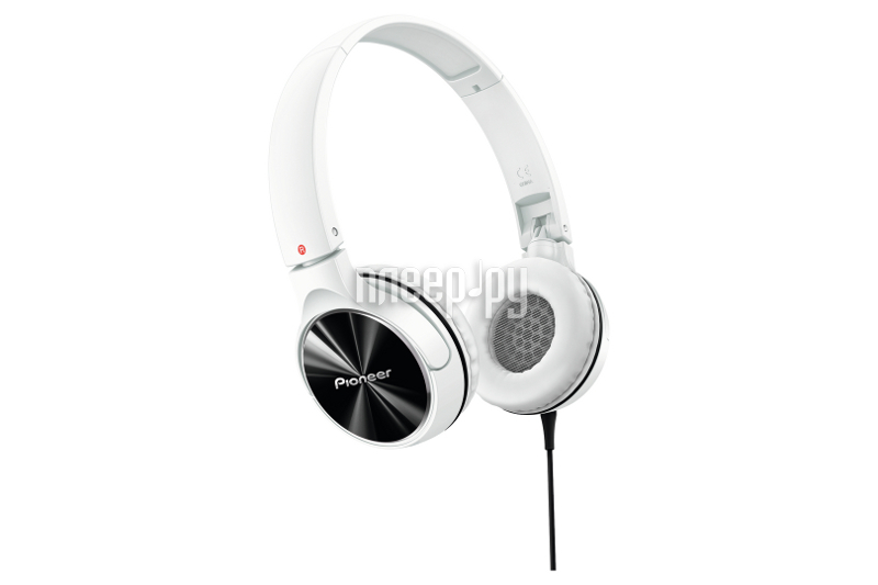 Наушники Pioneer SE-MJ532-W White  Pleer.ru  1410.000