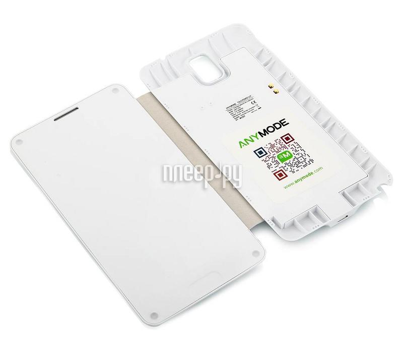 Аксессуар Чехол-аккумулятор Samsung SM-N900 Galaxy Note 3 Anymode 2260mAh White F-DAFP000RWH  Pleer.ru  1798.000