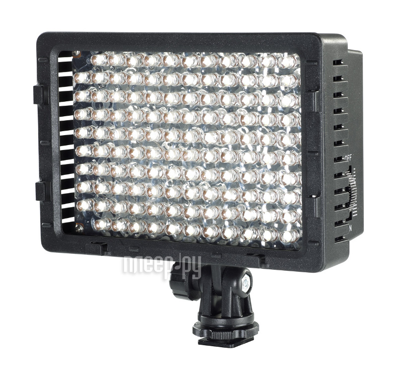 Осветитель Sunpak LED 126 Video Light  Pleer.ru  2160.000