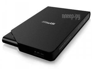 Купить Жесткий диск Silicon Power Stream S03 2Tb Black SP020TBPHDS03S3K