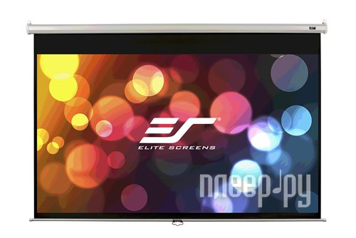 Экран Elite Screens M85XWS1 152x152cm MW White  Pleer.ru  2396.000