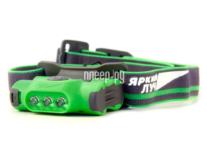 Фонарь Яркий Луч LH-030 Droid Green  Pleer.ru  276.000