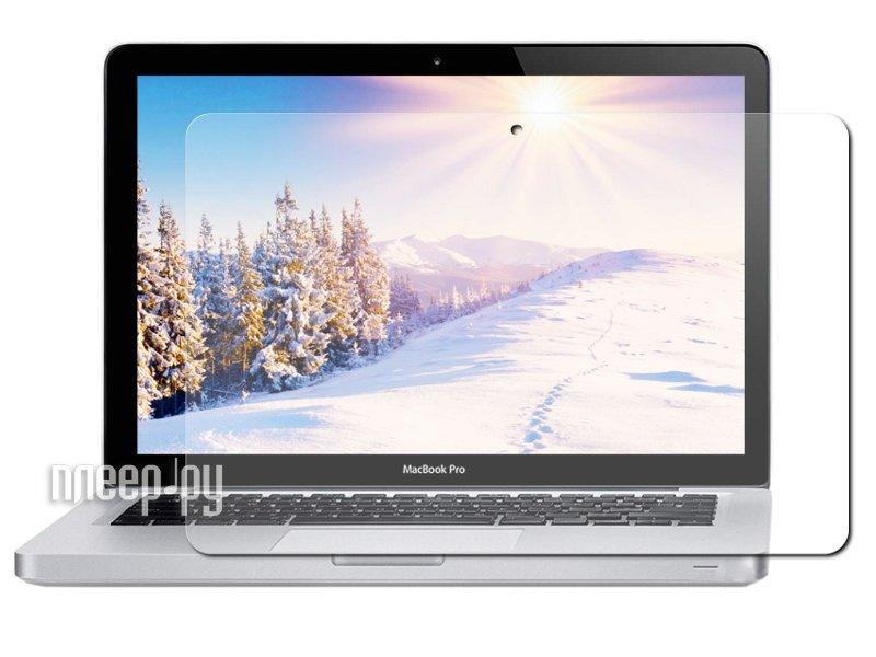 Защитная пленка 13.3-inch LuxCase защитная пленка Macbook Pro Retina 13.3 антибликовая 80290  Pleer.ru  638.000