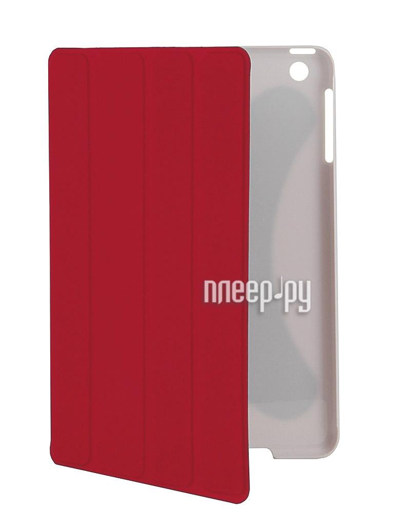 Аксессуар Чехол Rexant Smart Cover for iPad mini Red 40-0405  Pleer.ru  1058.000