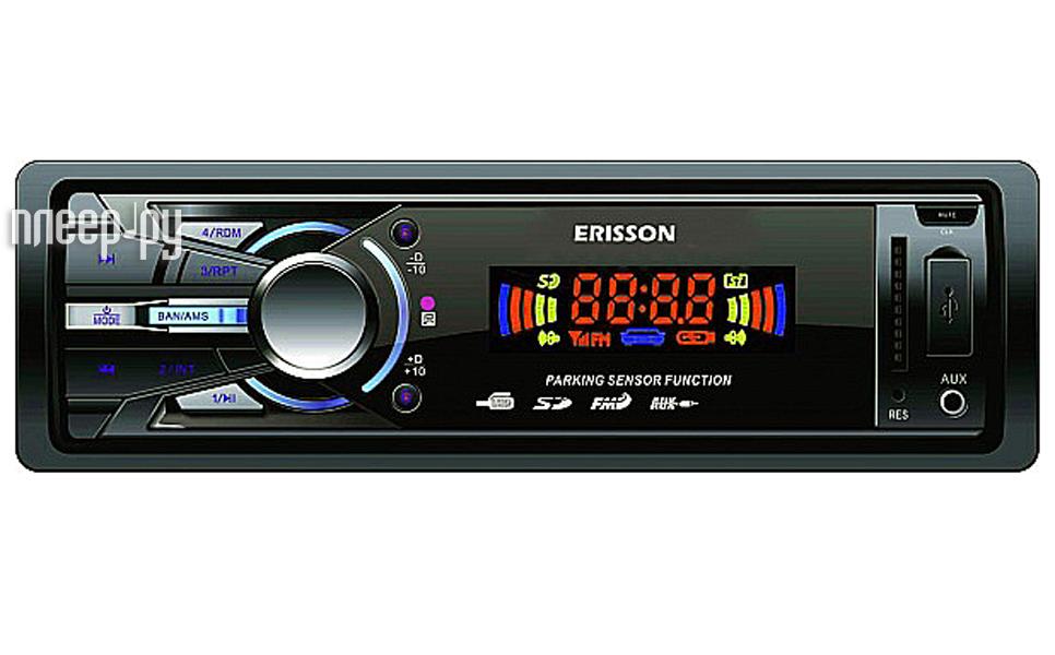 Автомагнитола Erisson RU-P172  Pleer.ru  1297.000