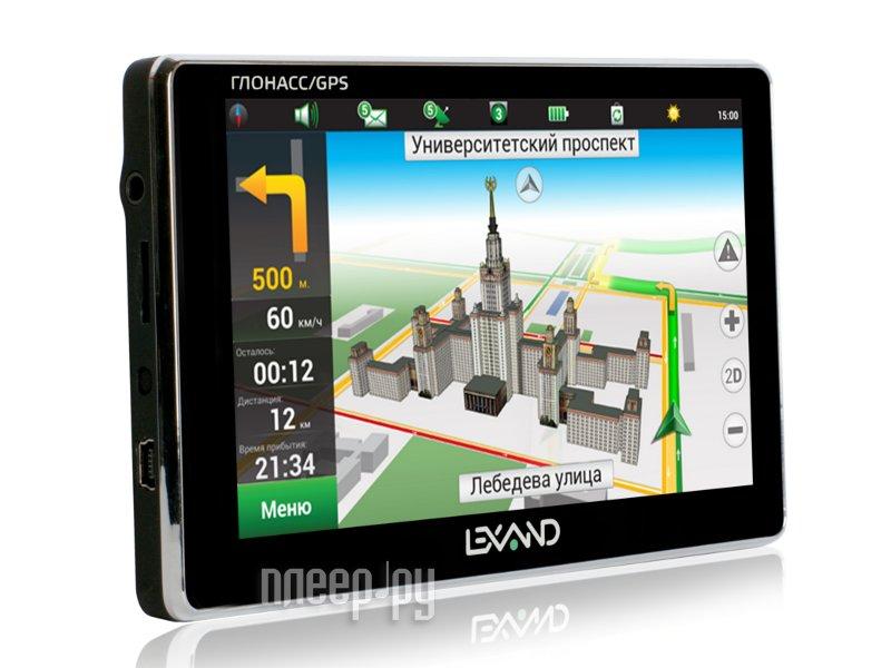 Навигатор Lexand SA5 HD Навител Навигатор  Pleer.ru  2658.000