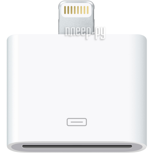 Аксессуар Rexant for iPhone 5 8 pin - 30 pin White 18-0176