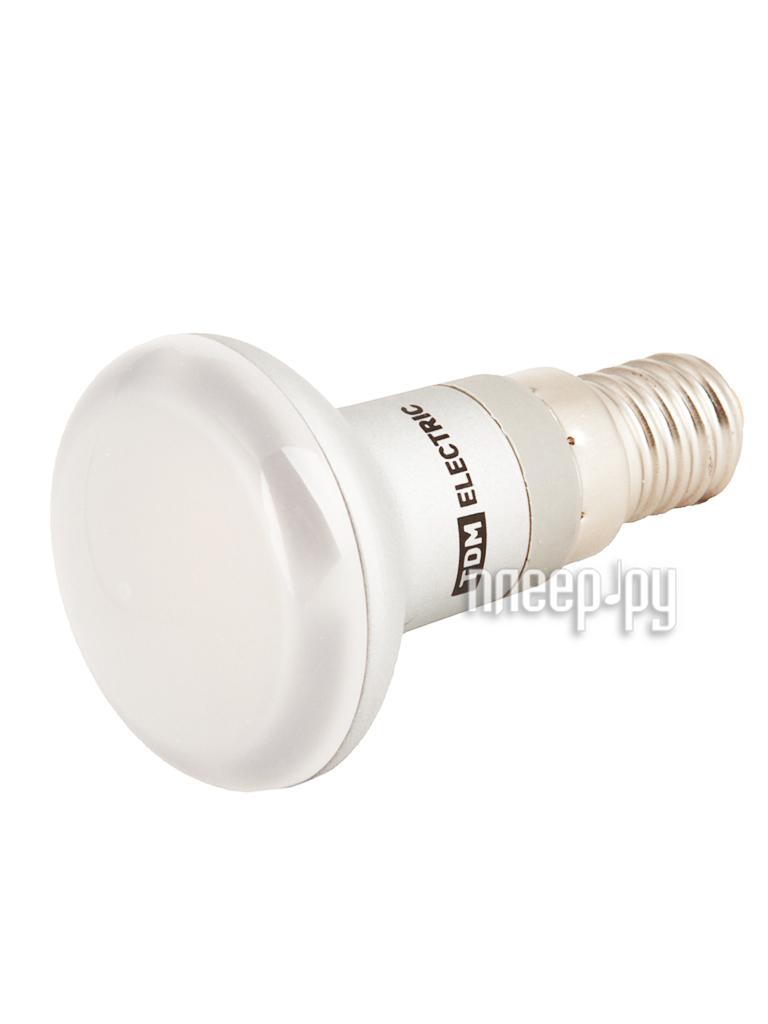 Лампочка TDM-Electric R39 4W E14 220V 3000K