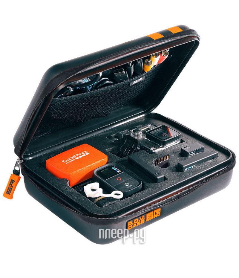 Аксессуар SP POV Aqua Case Small GoPro-Edition 3.0 Black 53080