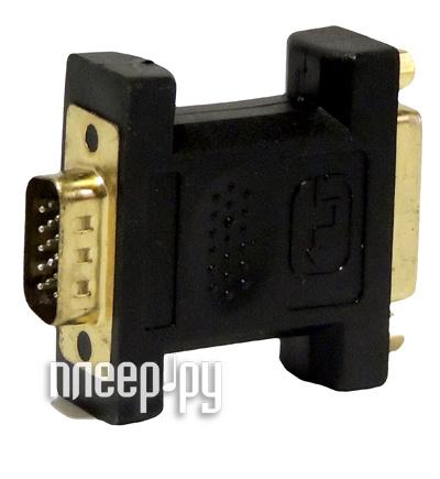 Аксессуар Rexant Plug HD 15 Pin VGA - Jack DVI-D 17-6808-01  Pleer.ru  466.000