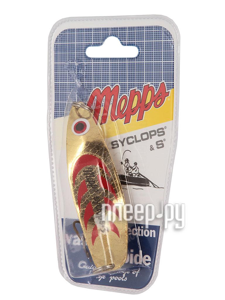Блесна Mepps Syclops OR/ROUGE CSYR10435