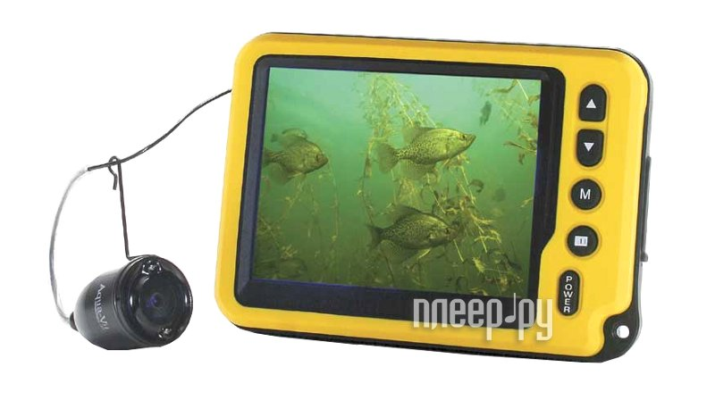 Эхолот Aqua-Vu AV Micro II  Pleer.ru  9190.000