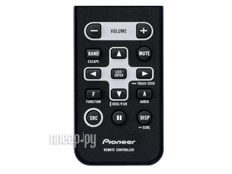 Аксессуар Pioneer CD-R320 пульт ДУ  Pleer.ru  395.000