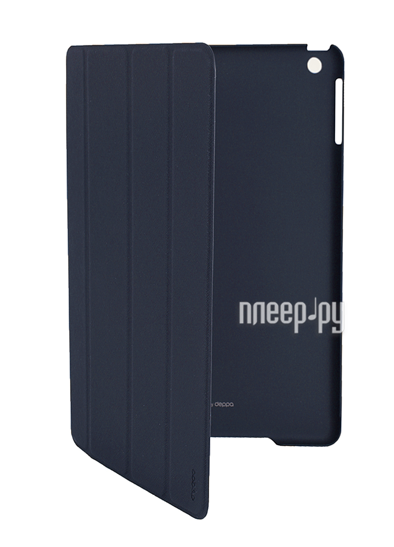 Аксессуар Чехол APPLE iPad Air Deppa Ultra Cover + защитная пленка Blue 82018  Pleer.ru  1887.000